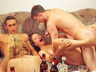 anal sex college exam