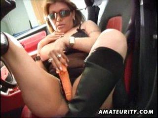 amateur bus busty