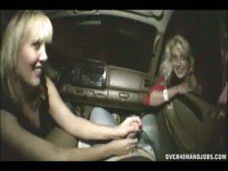 car drunk handjob