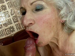 granny mouth mouthful