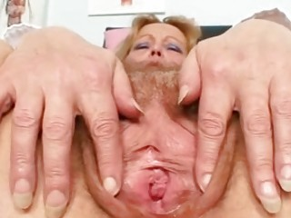 lady mature toy