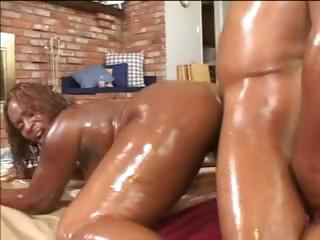 big ass black