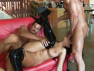 butt huge huge tits