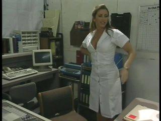 nurse retro
