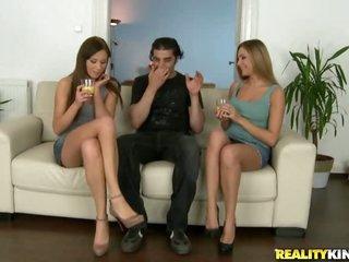 3some ffm lucky