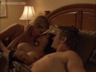 lucky threesome