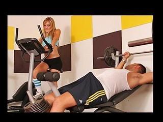 gym huge large