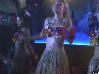 bikini blonde club