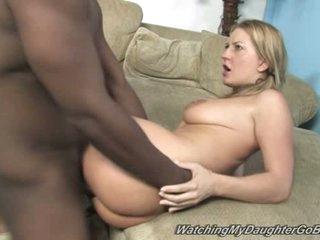 black blonde cream