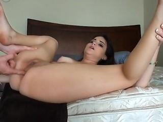 amateur anal fingering anal sex