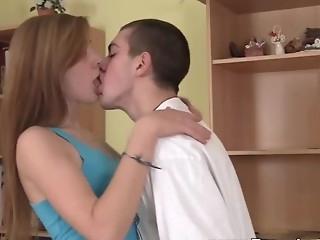 blowjob hardcore kissing